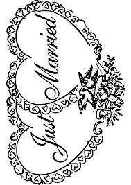 dessin mariage dessins à colorier coloriage mariage à imprimer