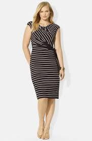 lauren ralph lauren lace sheath dress plus size available at