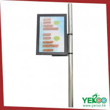 light boxes for sale new design stainless steel wind resistance advertising light box
