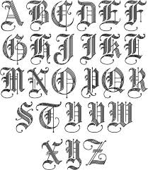 fonts letter a bing imagens art techniques pinterest fonts
