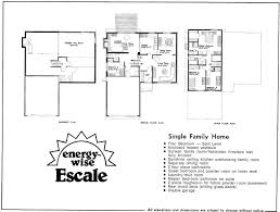 baby nursery side split floor plans Hinchinbrook Split Level