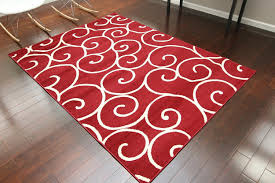 Modern Rugs Affordable Modern Swirls Contemporary Rugs 100 Dollars Bargain