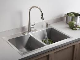 Kitchen Faucet Styles by Kitchen 39 Single Handle Pull Down Kitchen Faucet Commercial