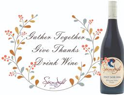 spindrift cellars pre thanksgiving open house oregon wine