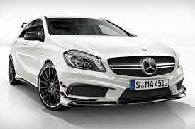 mercedes 45 amg white mercedes a45 amg edition 1 goes on sale autoevolution
