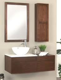 Amare 60 Vanity Amare 60 Wall Mounted Double Bathroom Vanity Set With Vessel Sinks