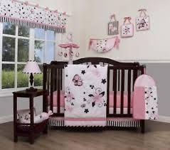 Geenny Crib Bedding Geenny Boutique Baby 13 Nursery Crib Bedding Set New Pink