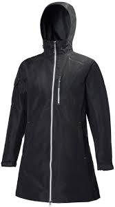 best cycling rain gear helly hansen long belfast rain jacket women u0027s