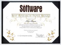 paper writing software system agility ken power agility people software systems ken power s business card ieee software best research paper award at agile 2011