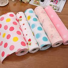contact paper contact paper color dot drawer liner mat kitchen placemat shelf desk