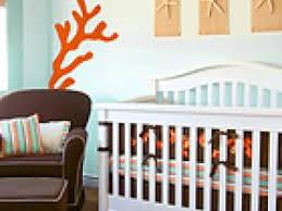 chambre bébé plage chambre bébé turquoise et corail plage par mon bebe cheri