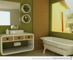 Sage Green Bathroom Ideas Pueblosinfronterasus - Green bathroom design