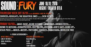 Blind Fury Album Sound And Fury 2016 Videos Update