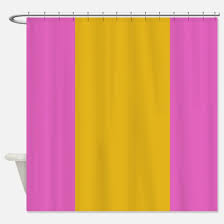 Purple And Gold Shower Curtain Stripes Pink Vertical Shower Curtains Cafepress