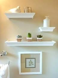Decorative Wall Shelves For Bathroom Decorative Shelves For Bathroom Patternd Me