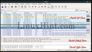 wireshark tutorial analysis wireshark tutorial linux hint