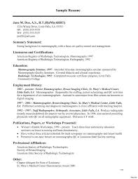 resume format 2013 sle philippines articles lab tech resume free excel templates nuclear medicine technologist