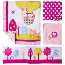 Circo Owl Crib Bedding Circo 4pc Crib Bedding Set Up We Go Target