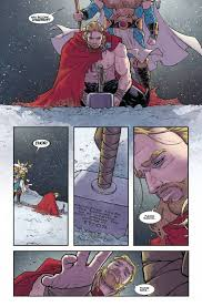 see the first appearance of marvel s female thor superherohype