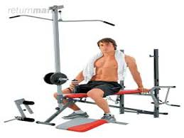York Multi Function Bench Sport And Leisure Products In High Quality Sa7077