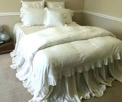 white ruched duvet cover queen u2013 ems usa