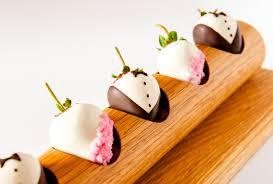 vip amenities the grand america hotel la bonne vie chocolate strawberries