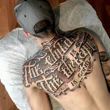 tattoo on chest or back 100 awesome back tattoo ideas art and design