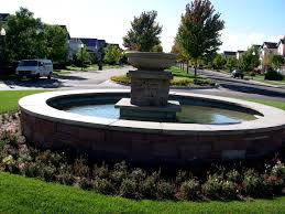 water features u0026 fountains alpine landscaping