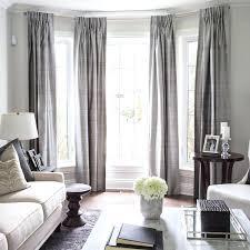 Modern Bay Window Curtains Decorating Drapes For Bay Windows Windows House Bay Decorating Window Ideas