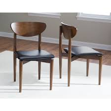 furniture superb dining chairs wood leather black wood dining