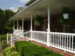 PORCH RAILING  WBarY Fence Company