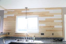 Beadboard Backsplash Kitchen Installing A Beadboard Backsplash Love U0026 Renovations