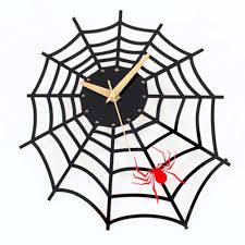 online buy wholesale spiderman wall clock from china spiderman