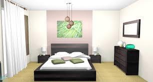 chambre avec papier peint papier peint chambre adulte chantemur gallery of papier