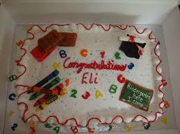 preschool graduation decorations sweet delightz preschool graduation cake