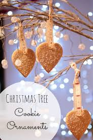 tree cookie ornament recipe catch my