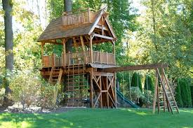 Backyard Playhouse Ideas Backyard Playhouse Designs Dazzling Wooden In Traditional
