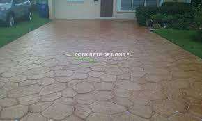 Concrete Patio Resurfacing Products by Stamped Concrete Concrete Designs Florida West Palm Beach