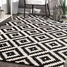 Black And Gray Area Rug Black Rugs U0026 Area Rugs For Less Overstock Com