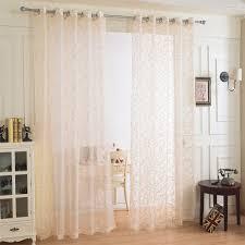 rideaux voilages cuisine plafond rideaux voilages fenêtre décoration voile rideau 1 panneau