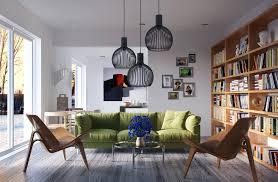 canape vert anis decoration canapé vert olive fauteuils design bois suspensions