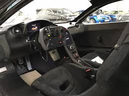 mclaren supercar interior black mclaren p1 gtr interior supercar report