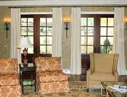 french doors windows 44 best curtains for french doors images on pinterest french