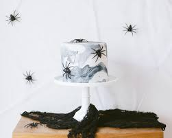 Halloween Cake Stands One Halloween Cake Four Ways The Party Parade