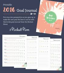 free printable mom planner 2015 free goal planning printables for 2016