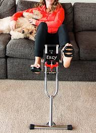 Exercise Chair As Seen On Tv Excy Fitness That Fits Busy Lives