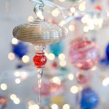 blown glass ornaments glass