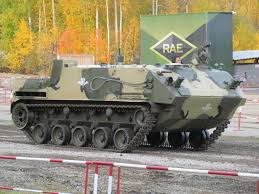 Backyard Artillery 6 Armored Vehicles Russia Could Parachute Into Your Backyard We