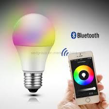 Bluetooth Light Bulb Speaker China Wireless Bluetooth Speaker Smart Led Light Bulb Free App 6w