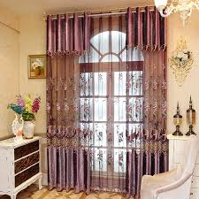 Curtain In Kitchen by Compare Prices On Silk Curtains Online Shopping Buy Low Price